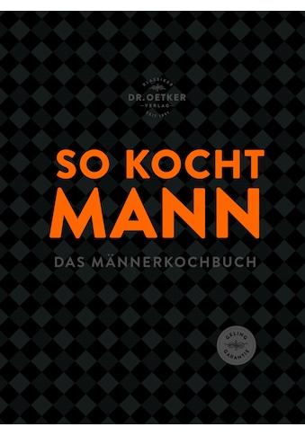 Buch »So kocht Mann / Dr. Oetker« kaufen