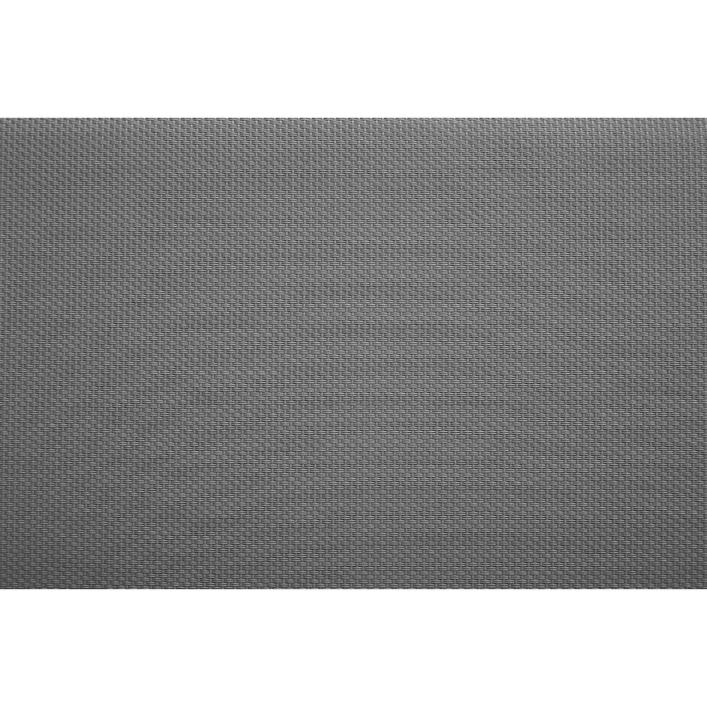 MERXX Gartensessel »Amalfi Deluxe Gasdruckfeder«, 2er Set, Alu/Textil, verstellbar