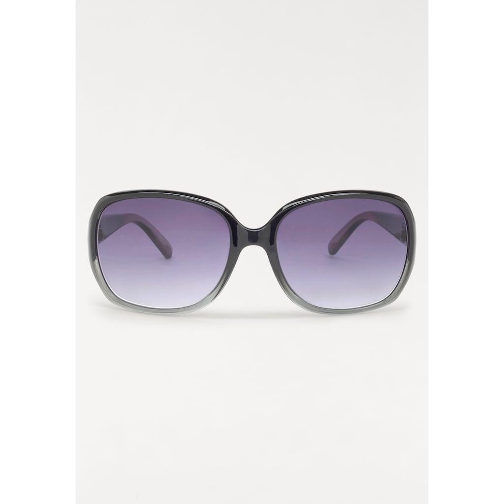 J.Jayz Sonnenbrille, Oversize