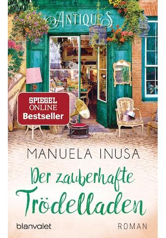 Buch »Der zauberhafte Trödelladen / Manuela Inusa« kaufen