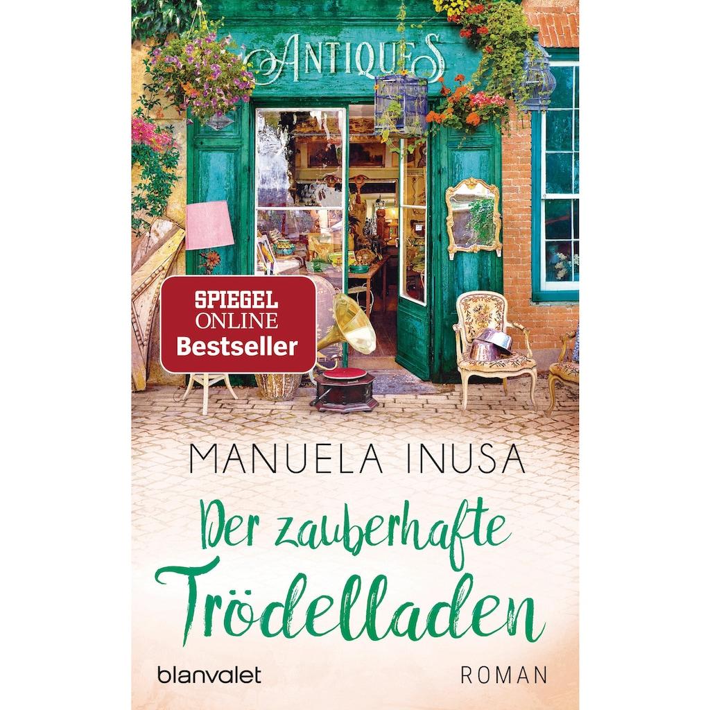 Buch »Der zauberhafte Trödelladen / Manuela Inusa«