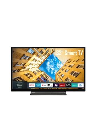 "Toshiba LED-Fernseher »32LK3C63DAY«, 80 cm/32 "", Full HD, Smart-TV kaufen"