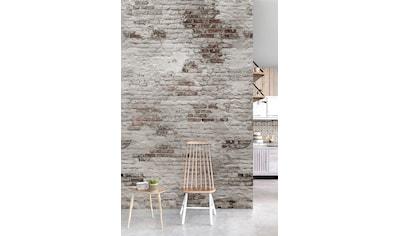 Andiamo Vliestapete »Backstein Wand«, 1 Rolle á 3 Bahnen 159 cm x 280 cm kaufen