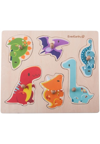 "EverEarth® Puzzle ""Puzzle  -  Dinosaurier"" kaufen"