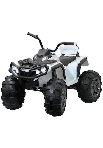 JAMARA Elektroauto »Ride - on Protector Quad«, weiß kaufen