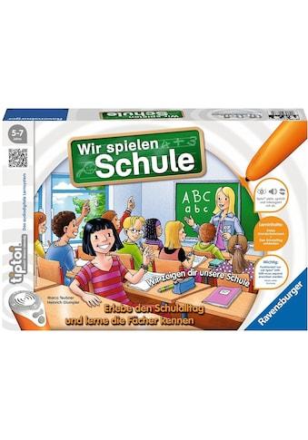 Ravensburger Spiel »tiptoi® - Wir spielen Schule«, Made in Europe, FSC® - schützt Wald... kaufen