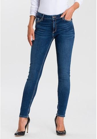 Cross Jeans® Skinny-fit-Jeans »Alan«, trendige Waschungen kaufen