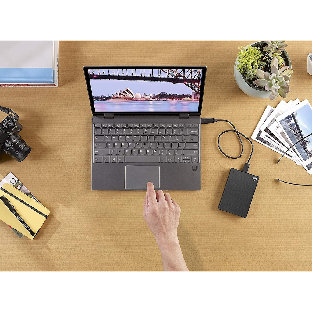 "Seagate externe HDD-Festplatte »Backup Plus Portable«, 2,5 "", 2,5"""
