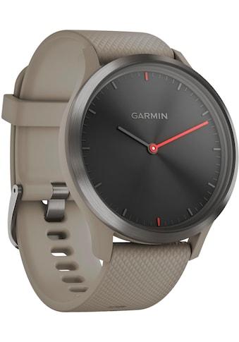 Garmin vivomove HR Fitness - Tracker im klassischen Uhrendesign Sport (L) Fitnessband (4,2 cm / 1,65 Zoll) kaufen