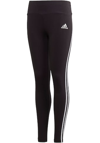 adidas Performance Leggings »GIRLS 3 STRIPES TIGHT« kaufen