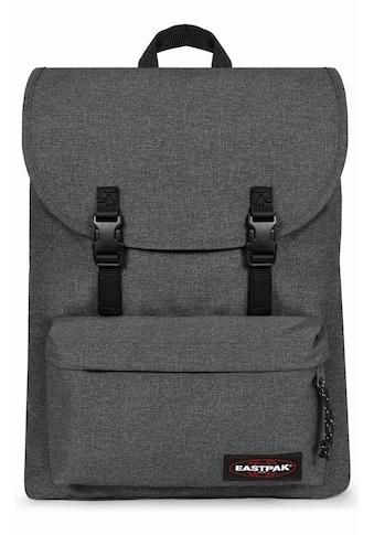 Eastpak Laptoprucksack »LONDON+ black denim« kaufen