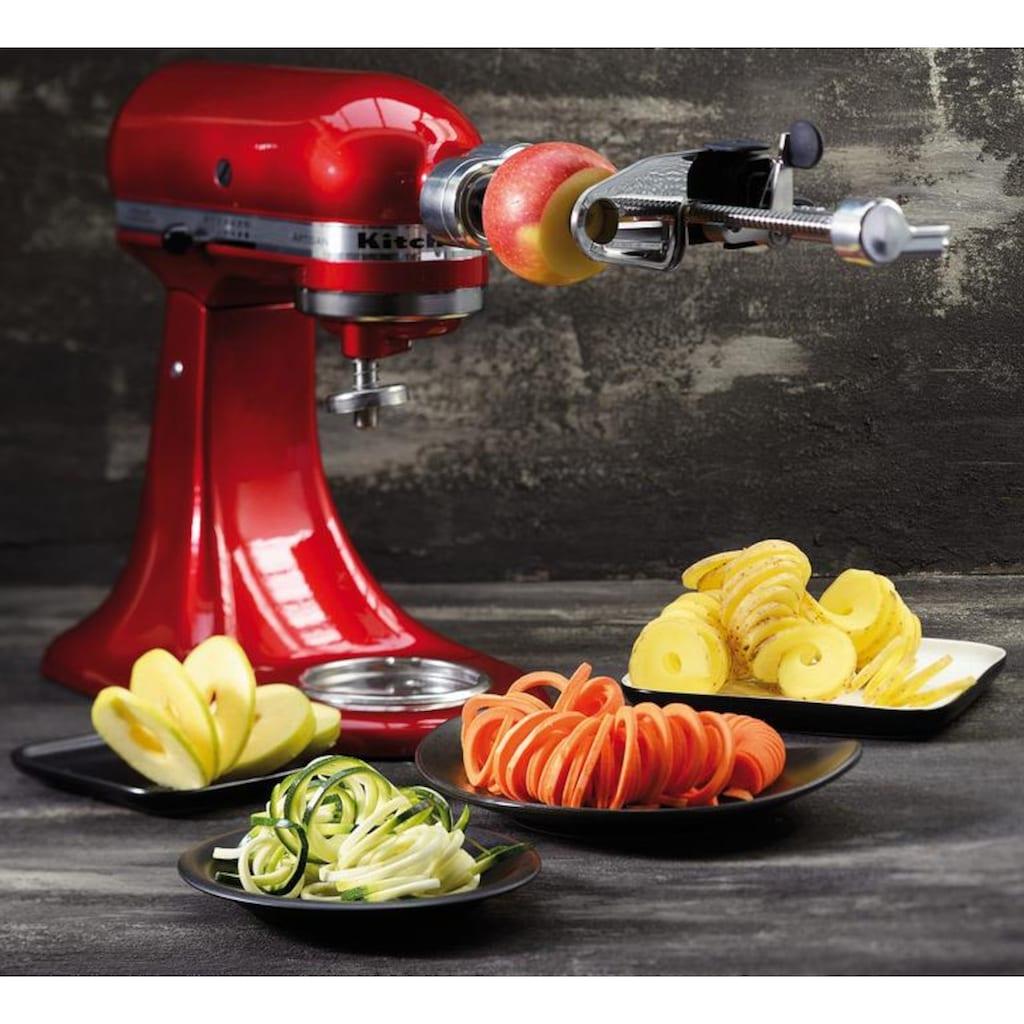 KitchenAid Spiralschneideraufsatz »5KSM1APC«, mit 4 Messern