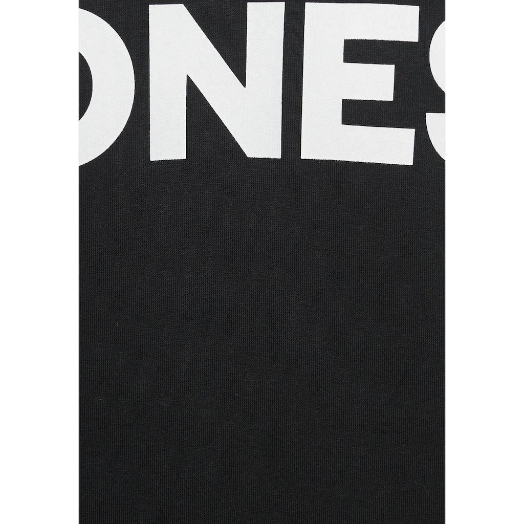 Jack & Jones Kapuzensweatshirt »CORP Logo Hoodie«, mit Logoprint
