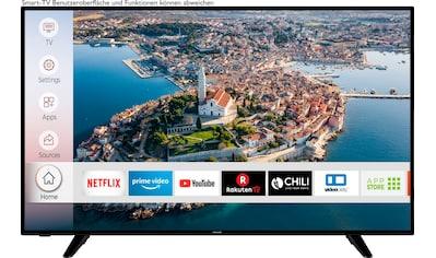 "Hanseatic LED-Fernseher »58H600UDS«, 146 cm/58 "", 4K Ultra HD, Smart-TV, HDR10 kaufen"