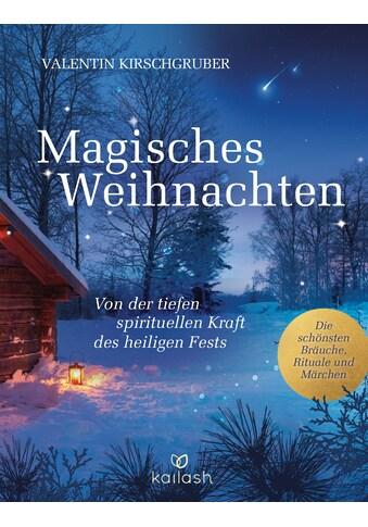 Buch »Magisches Weihnachten / Valentin Kirschgruber« kaufen