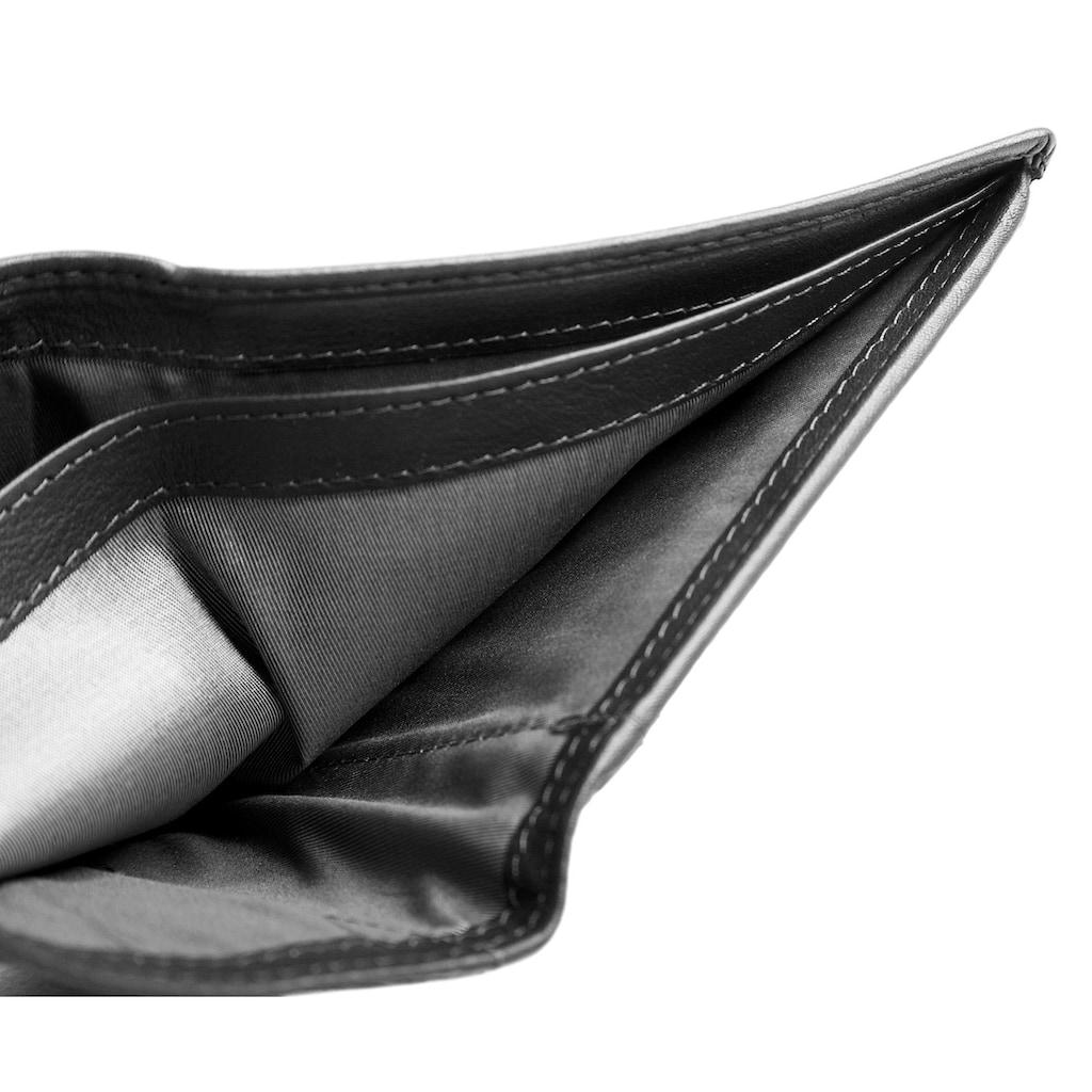 bugatti Geldbörse »SEMPRE«, Kreditkartenfächer
