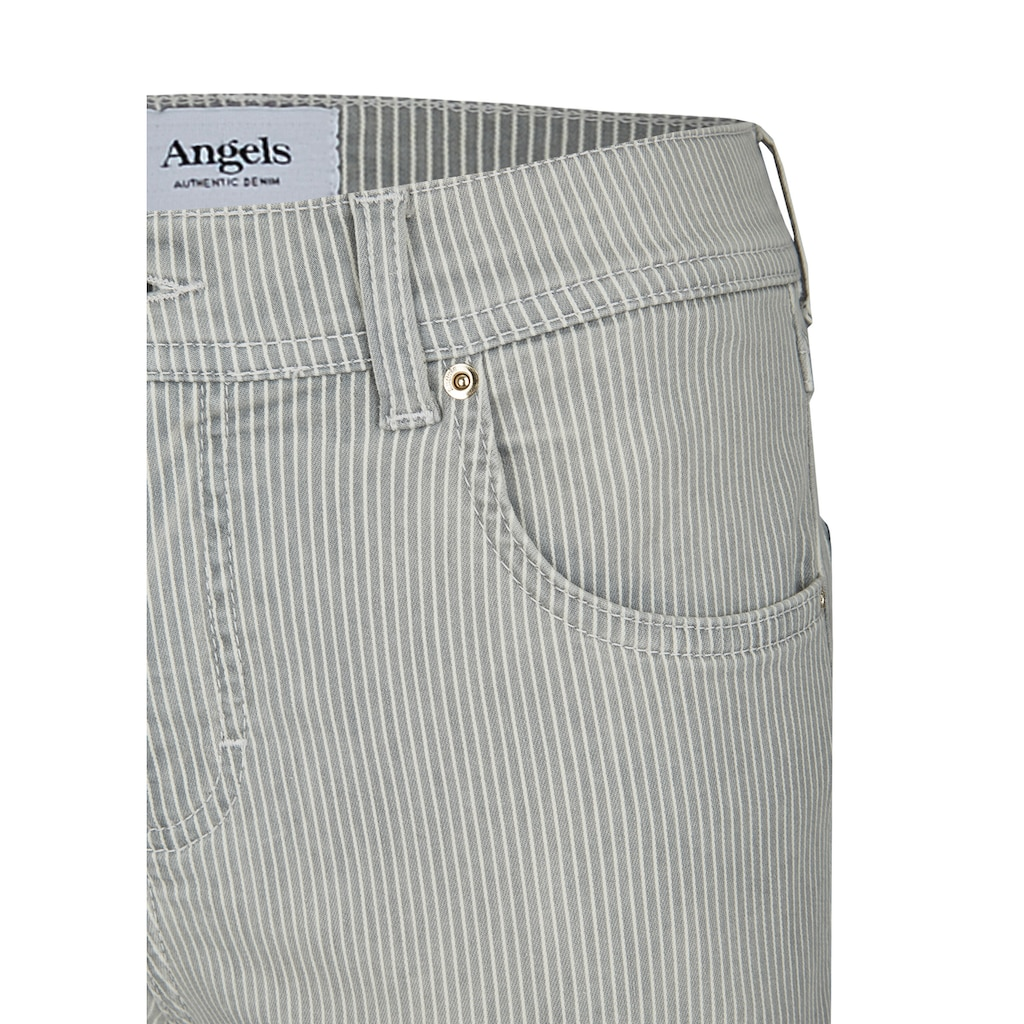 ANGELS Ankle-Jeans, 'Ornella' mit Coloured Denim