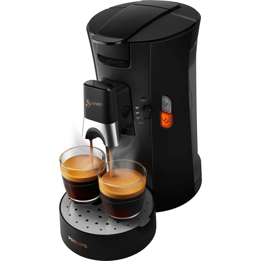 Senseo Kaffeepadmaschine »SENSEO® Select CSA240/60«, inkl. Gratis-Zugaben im Wert von € 14,- UVP