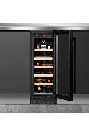 Amica Einbauweinkühlschrank »WK 341 115 S«, für 20 Standardflaschen á 075l kaufen