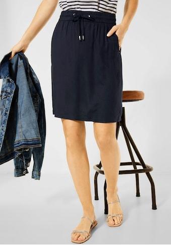 Cecil Minirock »Style Chelsea«, mit seitlichen Taschen kaufen