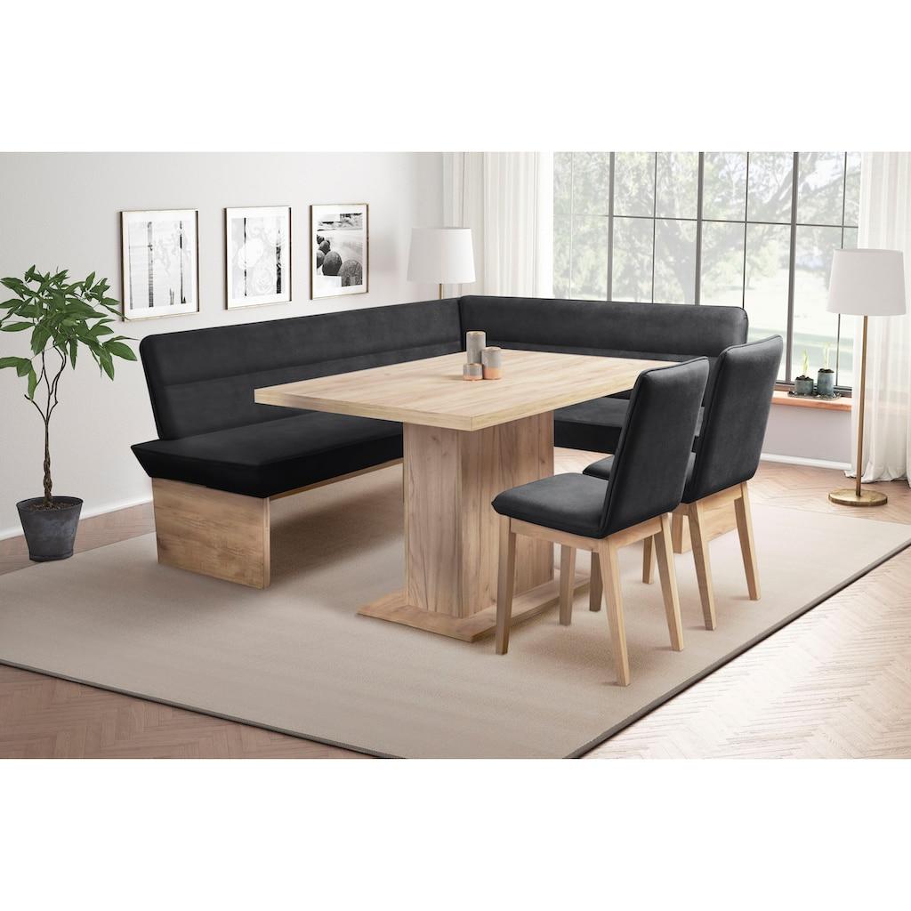 Premium collection by Home affaire Eckbankgruppe »Beluna«, (4 tlg.)
