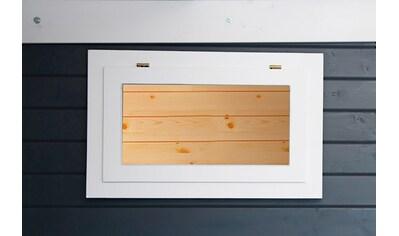 WOLFF FINNHAUS Fenster »Relax«, BxH: 81x51 cm kaufen