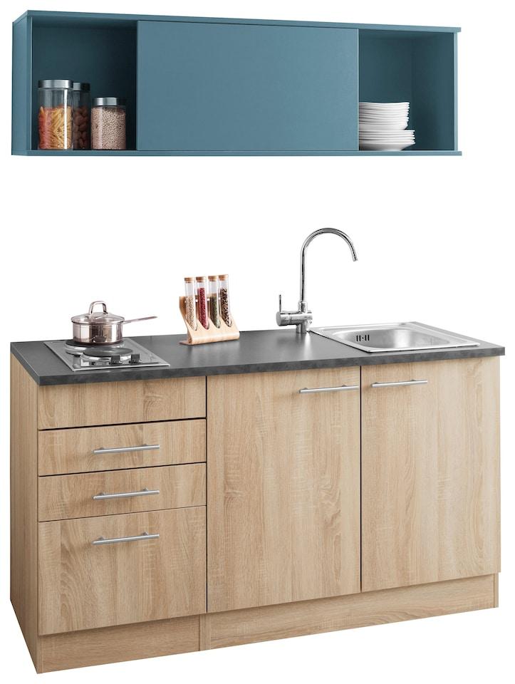 OPTIFIT Singleküche »Mini«, Breite 150 cm bequem auf Rechnung ...