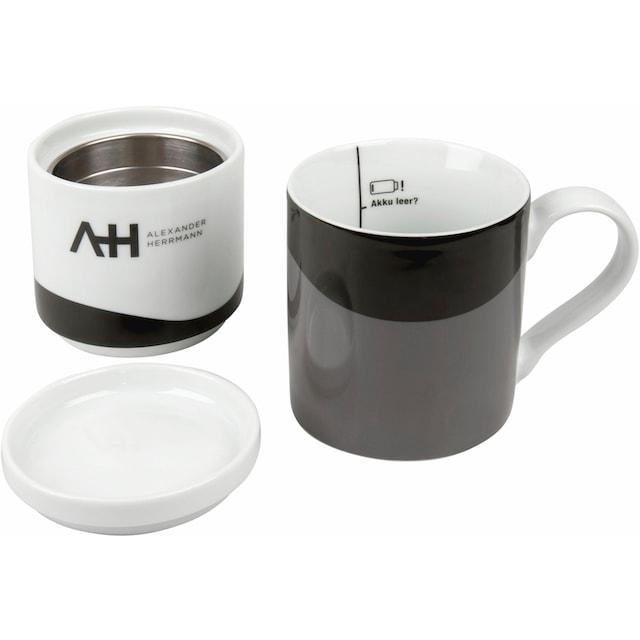 "Alexander Herrmann Becher ""Coffee for one"" (1-tlg.)"