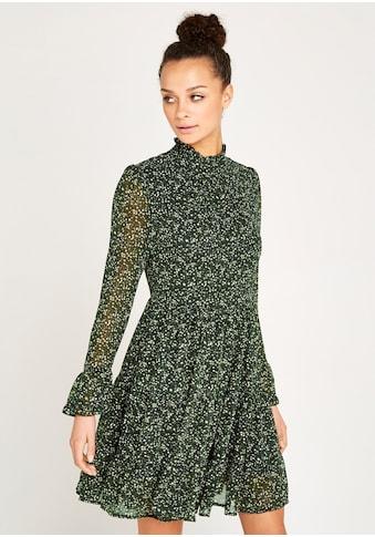 Apricot Druckkleid »Micro Ditsy Tiered Chiffon Dress« kaufen