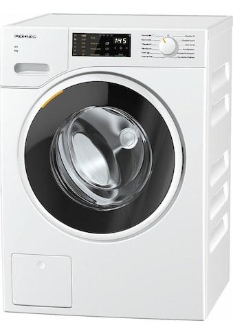 Waschmaschine Frontlader 8 kg, Miele, »WWD120 WCS W1« kaufen