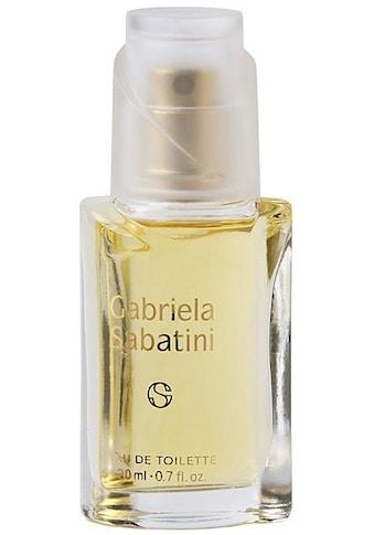 Gabriela Sabatini Eau de Toilette »Gabriela Sabatini« kaufen