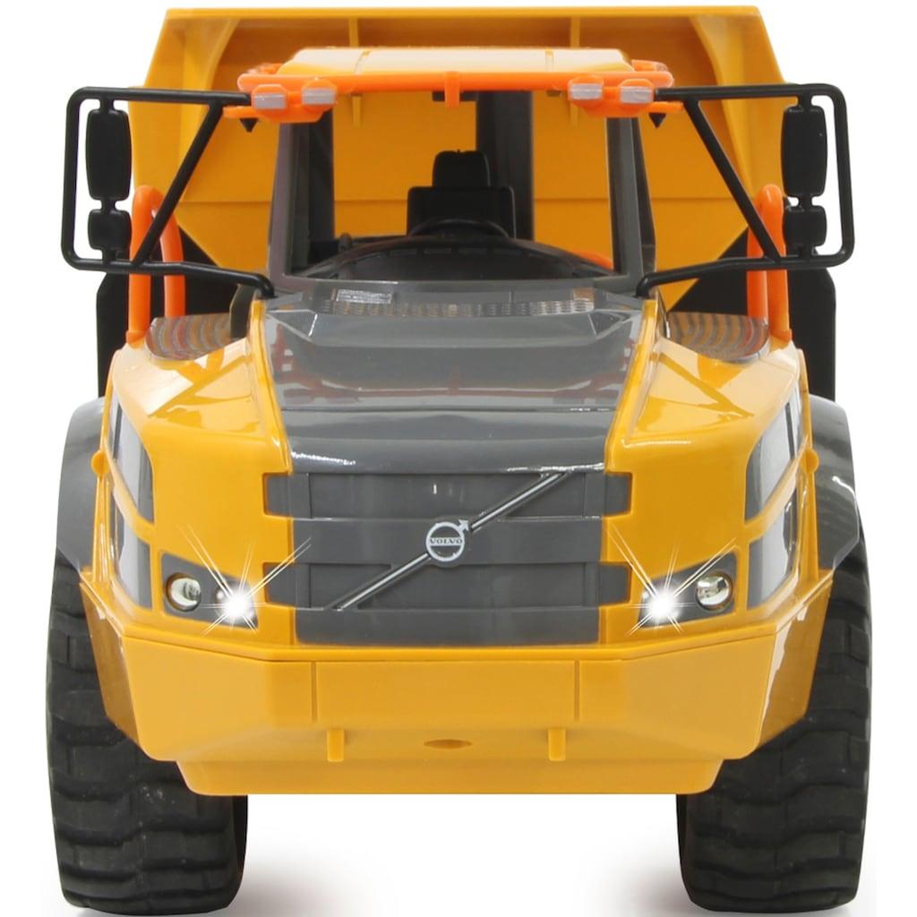 Jamara RC-LKW »Muldenkipper Volvo A40G«