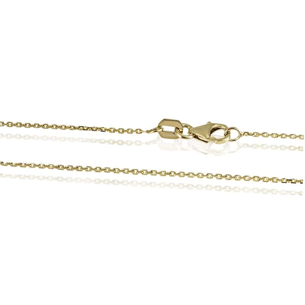 goldmaid Goldkette, 375/- Gelbgold 45 cm
