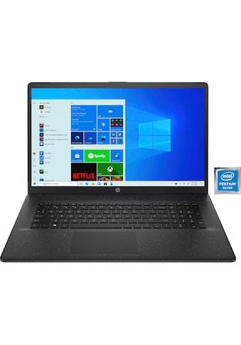"HP Notebook »17-cn0205ng«, (43,9 cm/17,3 "" Intel Celeron UHD Graphics 600\r\n 256 GB... kaufen"