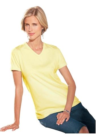 Classic Basics Kurzarmshirt kaufen