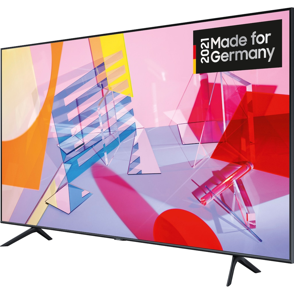 "Samsung QLED-Fernseher »GQ50Q60T«, 125 cm/50 "", 4K Ultra HD, Smart-TV"