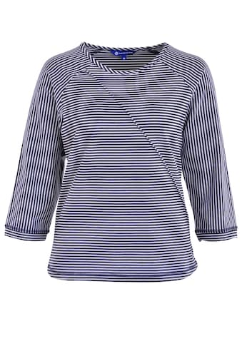 NAVIGAZIONE Sweatshirt, mit Diagonalnaht kaufen