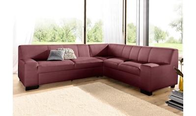 DOMO collection Ecksofa »Norma Top«, wahlweise mit Bettfunktion kaufen