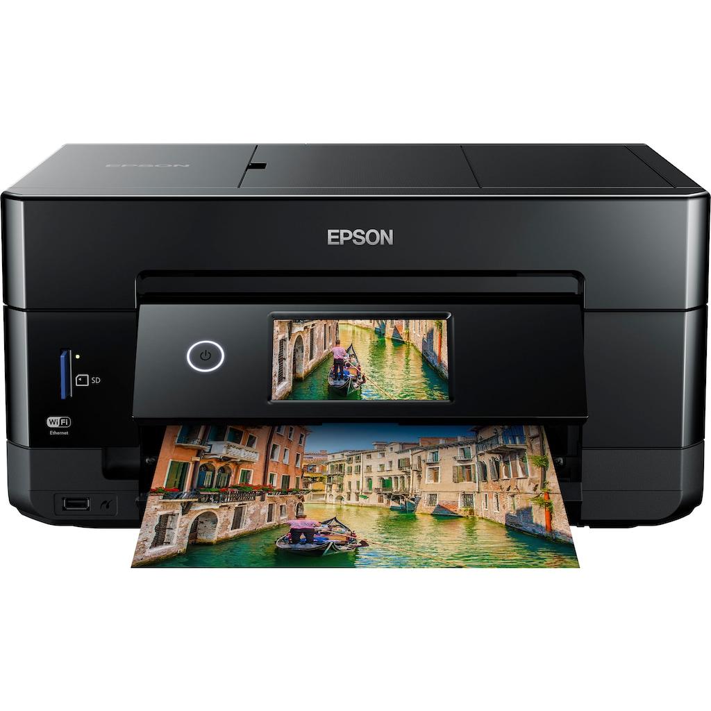 Epson Tintenstrahldrucker »Expression Premium XP-7100«