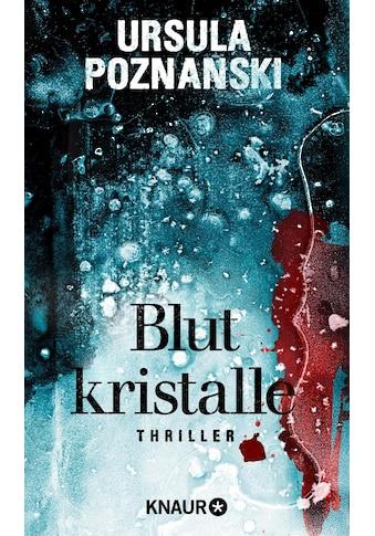 Buch »Blutkristalle / Ursula Poznanski« kaufen