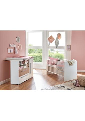 arthur berndt Babymöbel-Set »Rosanna«, (Spar-Set, 2 St.), mit Kinderbett und... kaufen