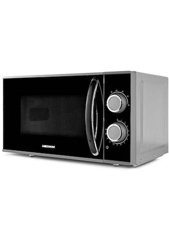 Medion® Mikrowelle »MD 15644«, Mikrowelle, 700 W, Auftaufunktion kaufen