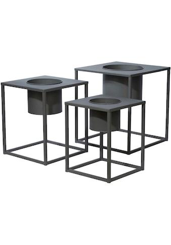 COUCH♥ Übertopf, Pflanzkübel lackiertes Metall, COUCH Lieblingsstücke kaufen