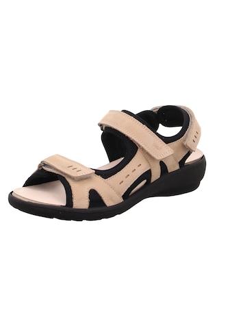 Legero Sandale »Gorla«, mit verstellbaren Klettverschlüssen kaufen