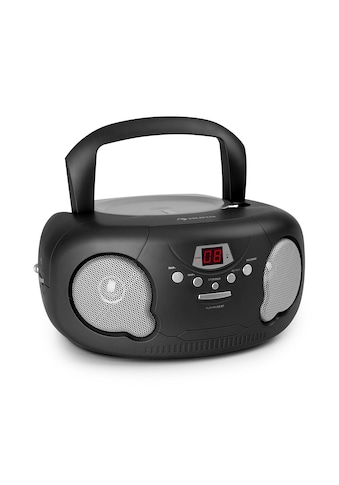 Auna CD Boombox CD - Player Bluetooth UKW AUX - IN LED »Bonbon« kaufen