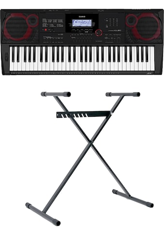 CASIO Keyboard »CT-X3000«, inklusive Keyboardstativ kaufen