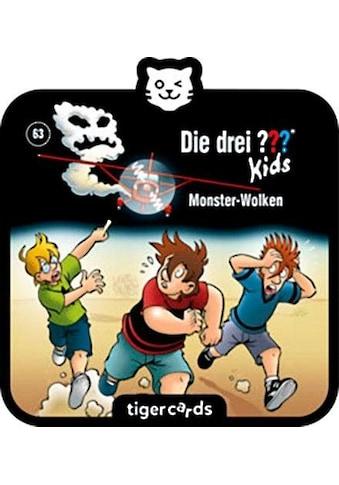 tigerbox Hörspiel, »Die drei ??? Kids  -  Folge 63: Monster - Wolken« kaufen