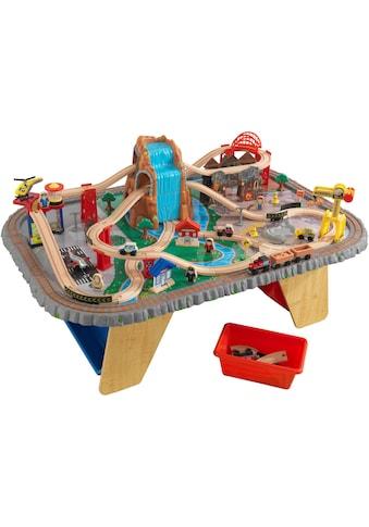 KidKraft® Spieltisch »Wasserfall Eisenbahntisch & Spielset« kaufen