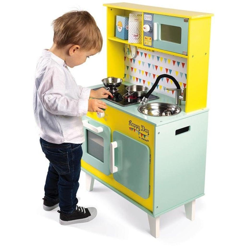 Janod Spielküche »Happy Day«