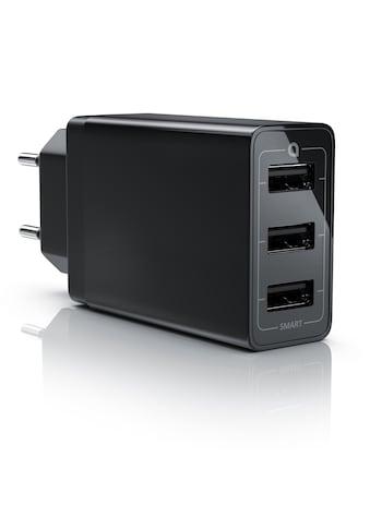 Aplic USB 3-Port Ladegerät mit Smart Charge + Solid Charge »30W Netzteil mit max. 6000mA« kaufen